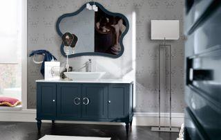 mobilier de rangement pour la salle de bain