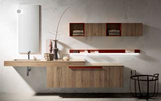 meuble sur mesure pour lavabo
