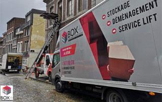 camion Box Plus