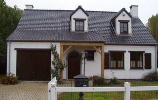 construction villa clé sur porte