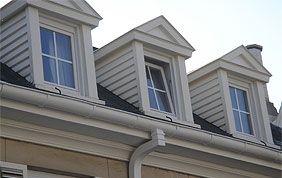 3 fenêtres de toit