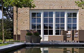 fenêtre en PVC à Verviers