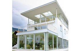 belle villa blanche