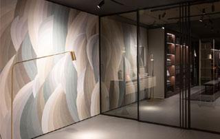 grande armoire avec porte-miroir