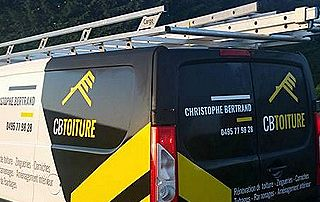 Camionette CB toiture