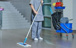 Nettoyage de sols carrelage