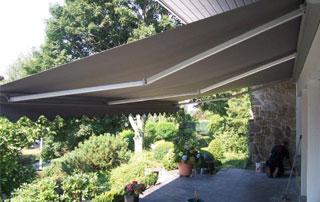 installation protection solaire à Liège