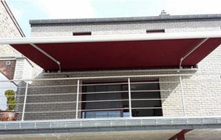store de terrasse