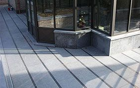 dallage terrasse