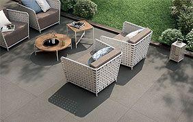 dallage extérieur terrasse