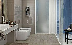 carrelage imitation parquet pour salle de bain