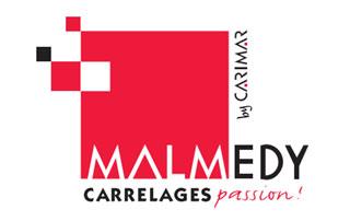 logo Malmedy Carrelage by Carimar