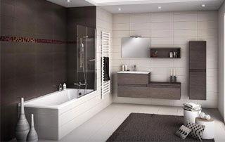Réalisation de salle de bain sur mesure