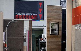 Show-room discount