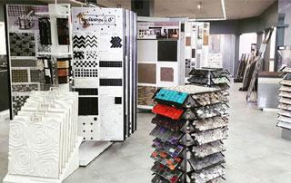 magasin de carrelage à Verviers
