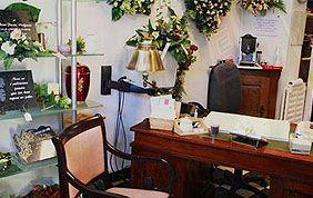 bureau pompes funèbres