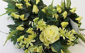 couronne mortuaire obsèques