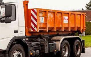 livraison de container hainaut