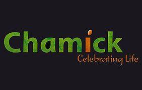 logo Chamick tissus