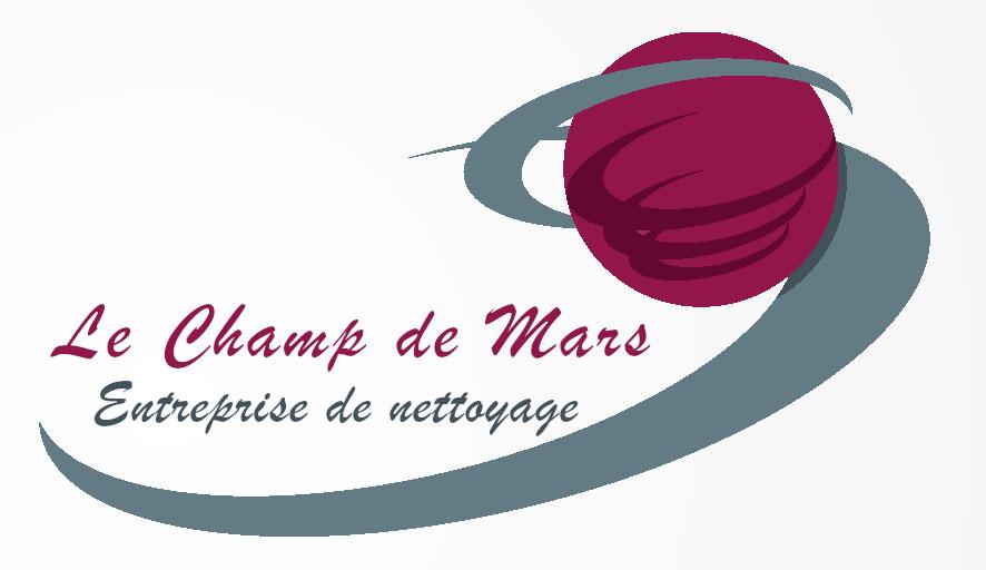 Logo entreprise de nettoyage