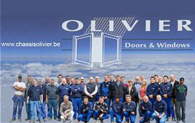 logo chassis olivier doors & windows