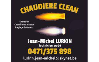 logo Chaudière Clean