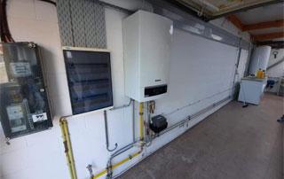 installations de chauffage à Mons