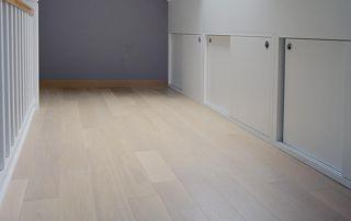 parquet stratifié couloir