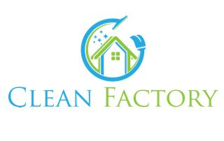 Logo Clean Factory