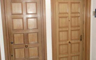 portes blindées d'appartement