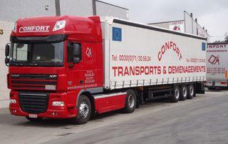 camion Confort Déménagement