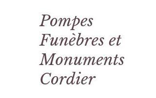 Pompes Funèbres et Monuments Cordier