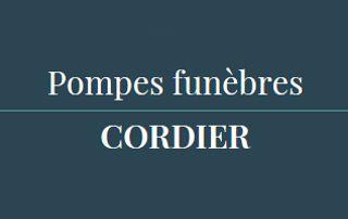 Pompes Funèbres Cordier