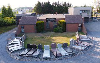 monuments funéraires Coton-Hanot à Mons