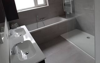 salle de bain à Liège