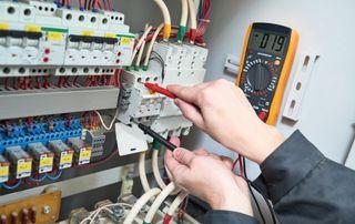 dépannage compteur électrique