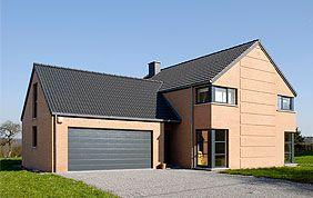 porte de garage, portes et fenêtres en pvc gris foncé