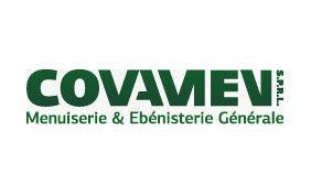 logo Covamen menuiserie et ébénisterie générale