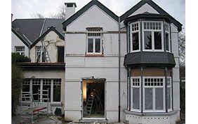 ravalement façade maison