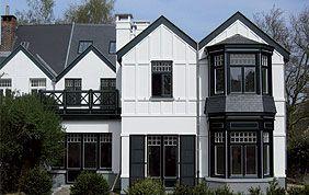 façade après peinture et nettoyage