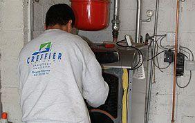 réparation de chaudière par chauffagiste agréé