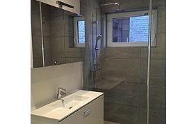 installations sanitaires salle de bain