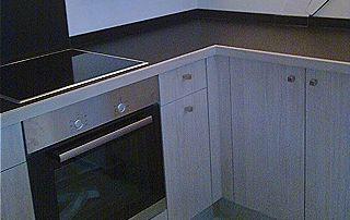 cuisine aménagée taque induction