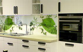 mobilier de cuisine blanc laqué