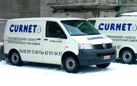 Flotte de véhicules Curnet