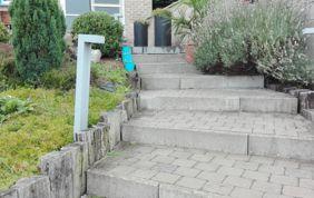 escaliers maçonnerie extérieure