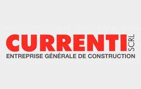 logo Currenti entreprise de construction
