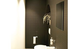papier peint pour salle de bain
