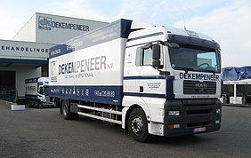 camion dekempeneer