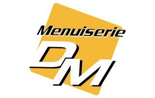Menuiserie DM Logo